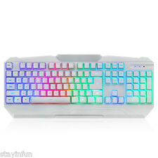 K68L Wired USB Mechanical Keyboard with LED Indicator Computer Peripherals