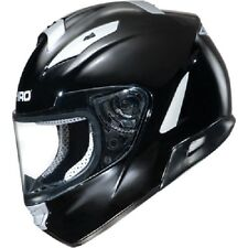 Shiro/Fulmer Full Face 7000 Gloss Black Motorcycle Helmet Adult size Small