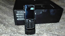 Original Genuine Nokia 8600 Luna Made in Germany Fully Boxed UK Version Phone