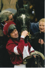 CONOR O'DWYER WAR OF ATTRITION HAND SIGNED 6X4 PHOTO CHELTENHAM GOLD CUP 2006 3.