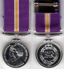 "Miniature Medal - The Commemorative Queens Diamond Jubilee Medal E""R"