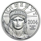 1/2 oz Platinum American Eagle Coin - Random Year Coin - SKU #53