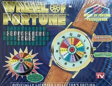Wheel of Fortune Collectible Watch