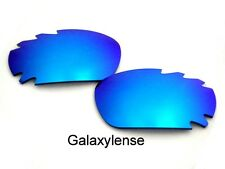 Galaxy Replacement Lenses for Oakley Racing Jacket Ice Blue Polarized 100%UVA&VB