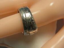 835er Silber Damenring Von Pierre Graden Doppelring RG 53,5 B 1 cm Gew 13,3 Gr