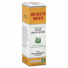 Burt's Bees Natural Acne Solutions Daily Moisturizing Lotion, 2 oz