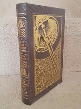 Easton Press John Hersey's A BELL FOR ADANO Leather-bound Edition New, Sealed