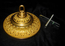 """6 """" Ceiling Canopy Cap Part for Chandelier with hardware"""