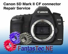 REPAIR SERVICE For CANON EOS 5D Mark II Camera CF Pin Repair