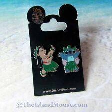 Disney Lilo & Stitch Hawaii Aulani Hula Dancing Two Pin Set (NT:74232)