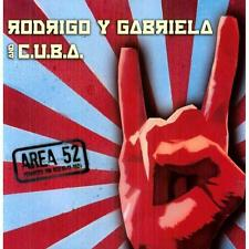 Area 52 [OGV] by C.U.B.A./Rodrigo y Gabriela (Vinyl, Feb-2012, Music on Vinyl)