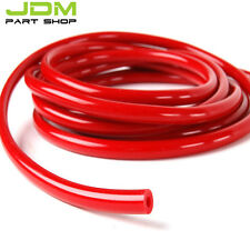 "ID:1/8"" 0.125""(3MM) SILICONE VACUUM HOSE TUBE PIPE RACING TURBO 1 FOOT RD 5U"