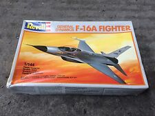 Revell 1/144 Scale General Dynamics F-16 A Kit No 4006
