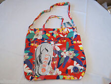 Juniors womens girls Roxy beach pool bag Getaway Canvas Beach Tote FLM NEW*^