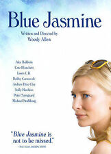 Blue Jasmine (DVD, 2014) DIGITAL NOT INCLUDED