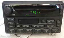 01 02 03 04 Ford Mustang Explorer Radio Cd Cassette 1L2F-18C868-BB  Bulk 32