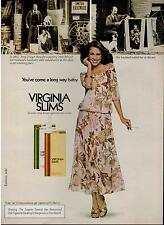 1979 PRINT AD for VIRGINIA SLIMS CIGARETTES : Dwyer Hardware