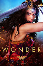 "Wonder Woman - 2017 (11"" x 17"") Movie Collector's Poster Print (T3) - B2G1F"