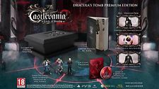 Castlevania Lords of Shadow 2 Drácula la tumba Premium Edition Xbox 360