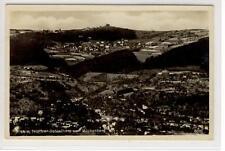 AK Teplice, Teplitz, Blick v. Teplitzer Schlossberg zum Mückenberg 1931