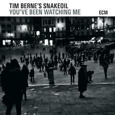 Berne,Tim'S Snakeoil - You've Been Watching Me - CD NEU