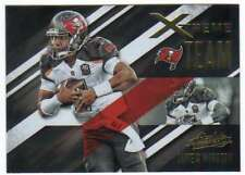 2016 Panini Absolute Xtreme Team #14 Jameis Winston Buccaneers