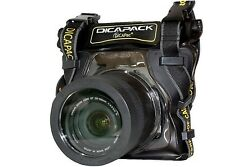 Waterproof case Dicapac WP-S5 for DSLR cameras