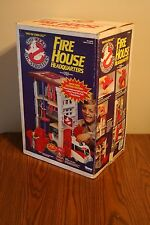 The Real GHOSTBUSTERS Fire House Vintage 1984 Kenner 100% Complete & UNOPENED