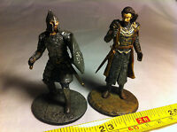 Isildur Minas Tirith Lord of the Rings LOTR Metal Figures Collectable Bundle
