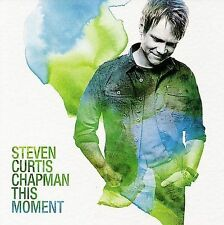 This Moment by Steven Curtis Chapman (CD Oct-2007 Sparrow Records) CCM Christian