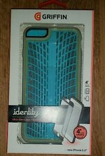 Griffin Identity Performance Case for iPhone 6s Plus / 6 Plus Turquoise