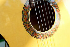 Flamenco guitar. Miguel Lopez guitarra flamenca  spanish guitar + case