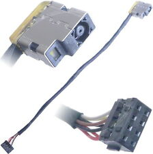 HP Pavilion 17-e020us DC Jack Power Socket with Cable Connector Wire