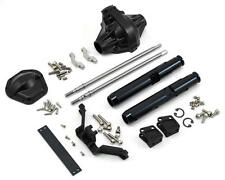 VPS07400 Vanquish Products Wraith/Yeti Centered Pumpkin Rear Currie Axle (Black)