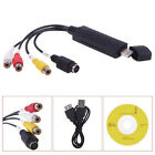 New Easycap USB 2.0 Video Audio VHS to HDD DVD TV Converter Capture Card Adapter