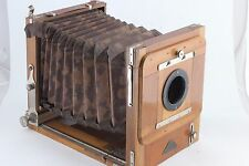 FK FKD 13x18 Russian Vintage Wooden Camera