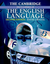The Cambridge Encyclopedia of the English Language, Crystal, David