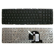 GENUINE  HP DV7-4000 Series UK Layout Black Keyboard AELX7E00210