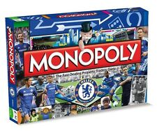 CHELSEA FOOTBALL CLUB MONOPOLY 2011 EDITION BRAND NEW SEALED