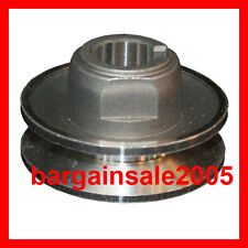 Pulley Aluminium 50mm for motor (fit 40K Geared Motor from our store)