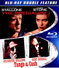 The Specialist/Tango and Cash (Blu-ray Disc, 2014, 2-Disc Set)