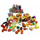150 Pc. Great Big Grocery Play Food Set New