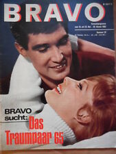 BRAVO 20 - 16.5. 1965 (1) Paare James Bond SHADOWS Marie Versini Senta Berger
