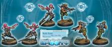 Infinity BNIB Mercenaries - Yuan Yuan (Rifle, Chain Rifle) Mercenary