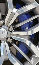 Range Rover Sport Supercharged L405 L494 Blue SVR Brembo Caliper Brake Kit OEM