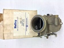 NOS HOLLEY 2110-FF CARBURETOR R-1812 1957-1958 INTERNATIONAL TRUCK BD-264 ENGINE
