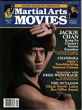 MARTIAL ARTS MOVIE MAGAZINE-INSIDE KUNG-FU # 1
