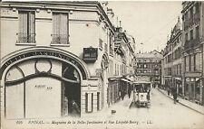 Epinal Magasins de la Belle-Jardiniere Rue Leopold-Bourg Lorraine Vosges 88 LL