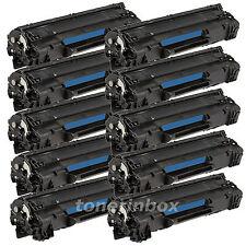 10pk Compatible CE285A 85A Toner For Laserjet Pro P1102 P1102W M1132 M1212nf
