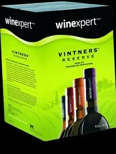 Winexpert Vintners Reserve Merlot Wine Making Kit